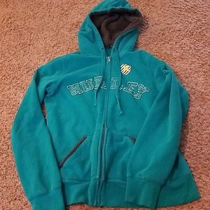 Teal Hurley Sweater